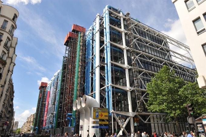 Brussels to get Pompidou Centre art museum