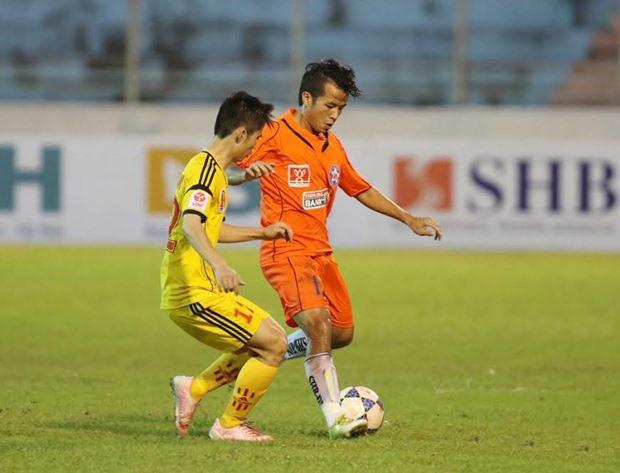 Đà Nẵng re-sign players for next season