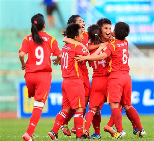 HCM City 1 defeat Thái Nguyên at national champs