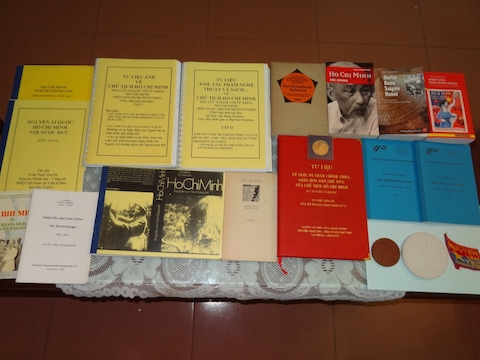 Documents on Ho Chi Minh donated