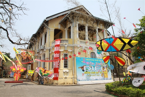 Huế sets out plan to build a museum street