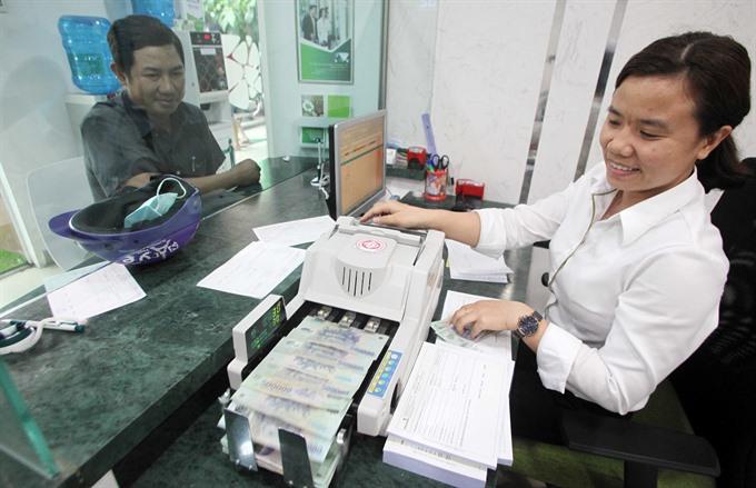 Interest rates rising banks stablising
