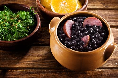 Feijoada Black Bean And Meat Stew