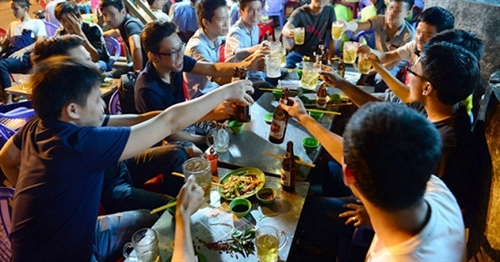 Survey looks at alcohol consumption