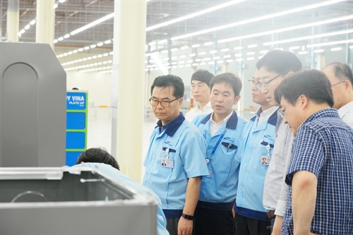 Samsung seek VN firms for supply chain