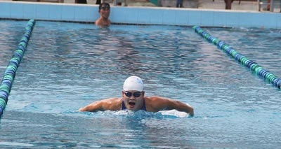 Việt Nams Như qualifies for Paralympics swimming final