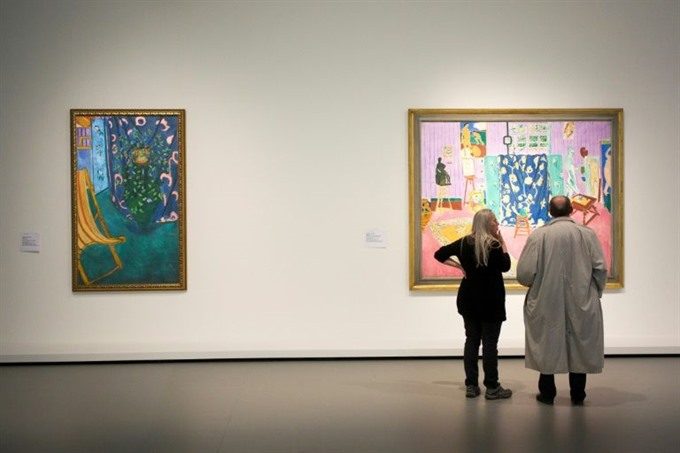 Paris show of masterpieces unseen in West is smash hit