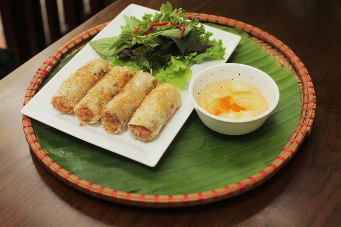 Quán Ăn Ngon offers a refined taste of home