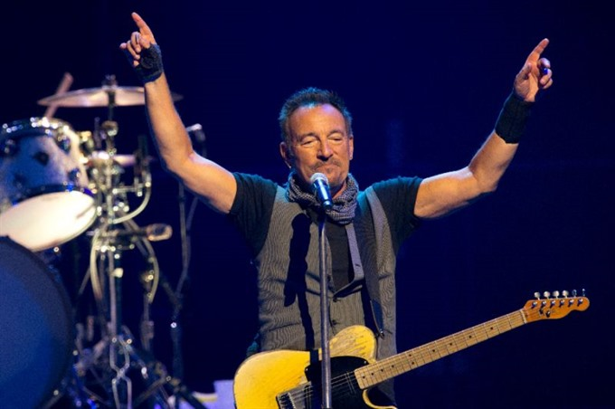 Springsteen archive to open near his New Jersey hometown