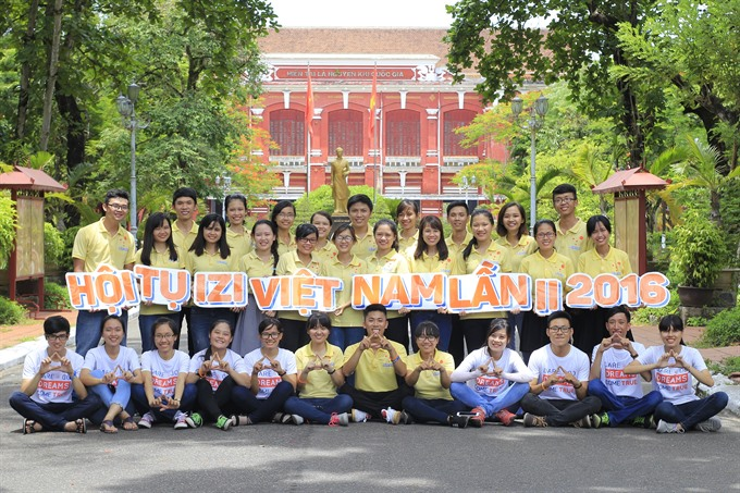 An 'English community takes shape in Việt Nam