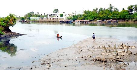 Đồng Nai basin pollution worries officials