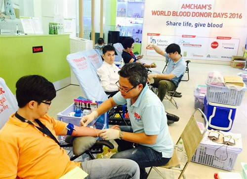 City supports voluntary blood donations amid debate on draft law