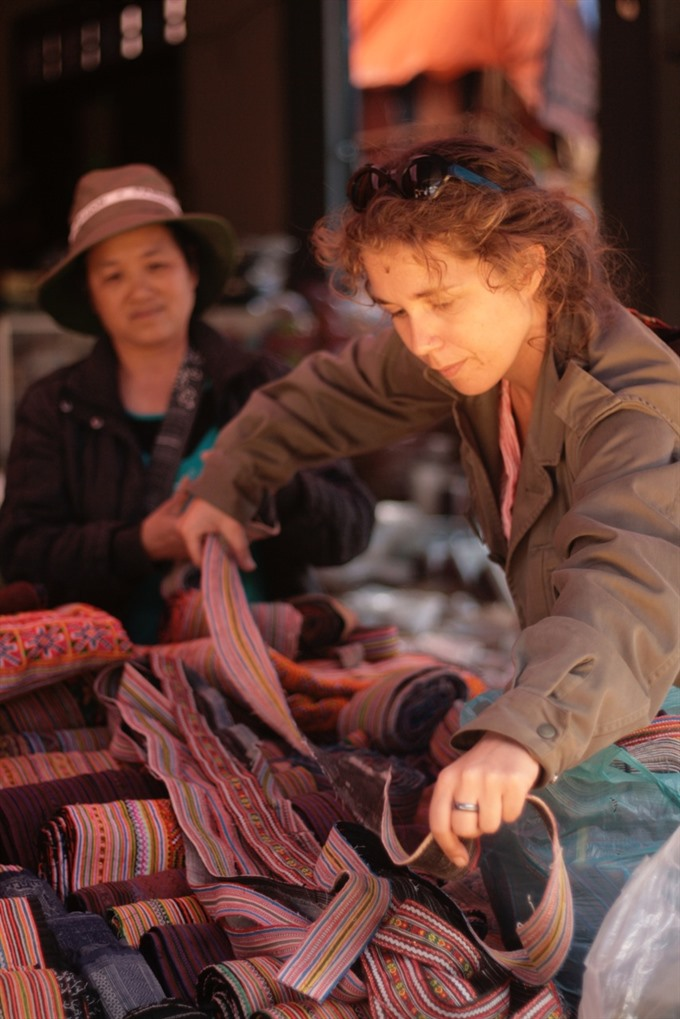 French designer bags a Vietnamese prize