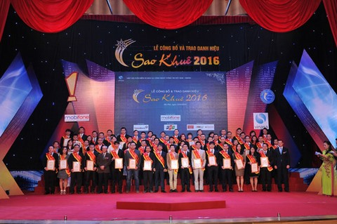 Sao Khue Awards launched