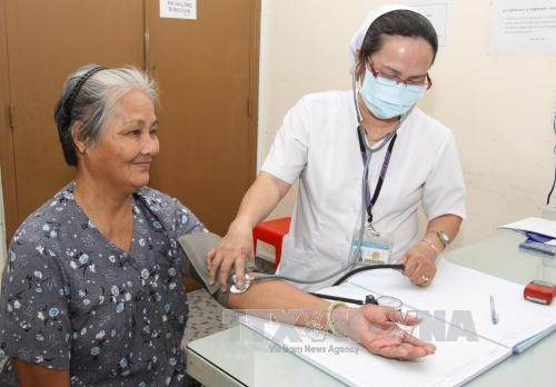 Free blood-pressure tests offered in HCM City