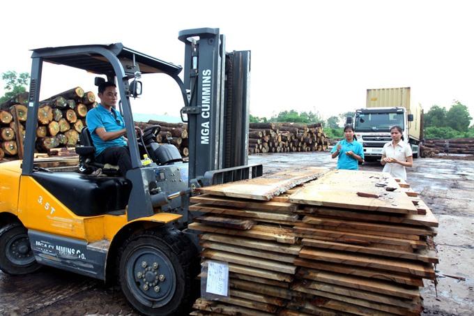 Timber exports to EU may hit 1b