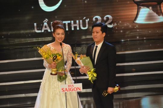 Comedian Trường Giang wins Golden Ochna Awards