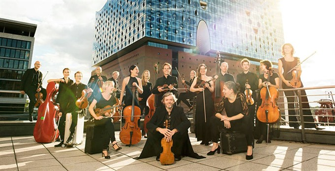 German ensemble to present Urban String music