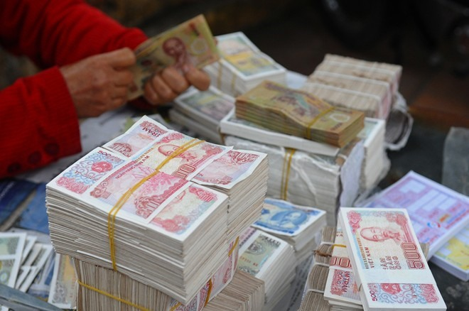 SBV saves 17.7 million not issuing low-value banknotes