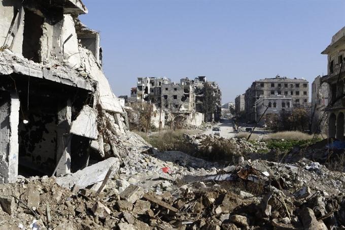 Three-way bid to boost Syria truce after Astana talks