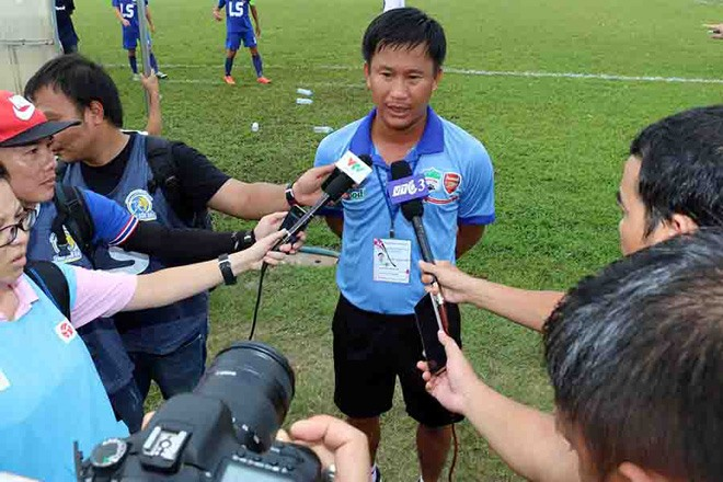 Vinh is promoted coach of U19 team