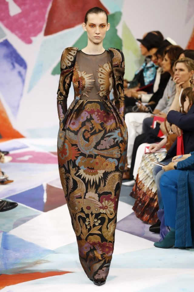 Schiaparelli rises from fashion death to Paris haute couture