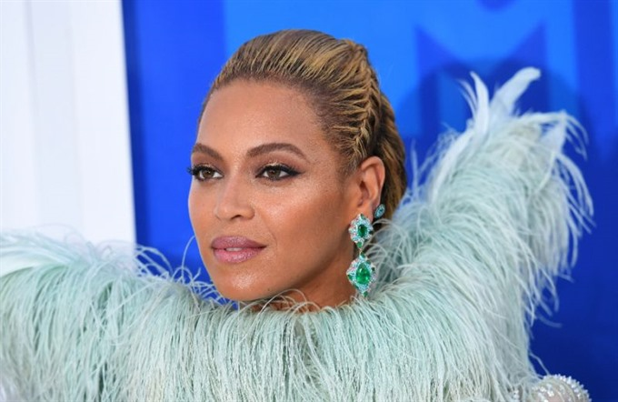 Beyonce Lamar Radiohead lead Coachella line-up