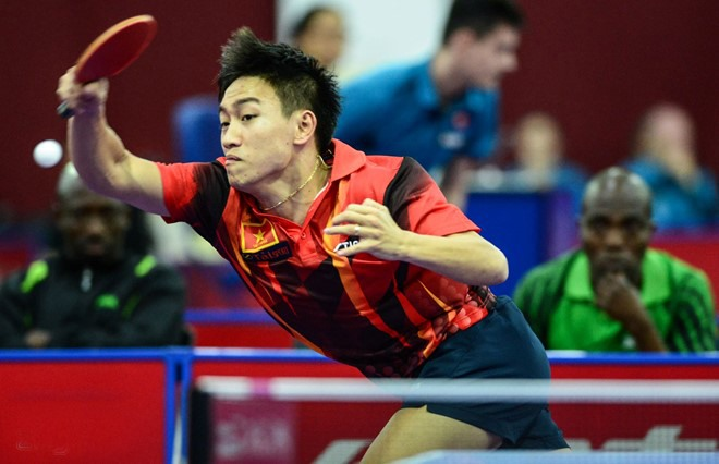 Hà Nội to host first elite table tennis tourney