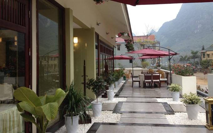 Saigontourist promotes new Saigon-Bản Giốc luxury resort
