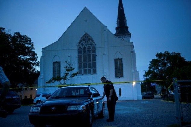 No apology from Charleston church shooter as sentencing phase begins