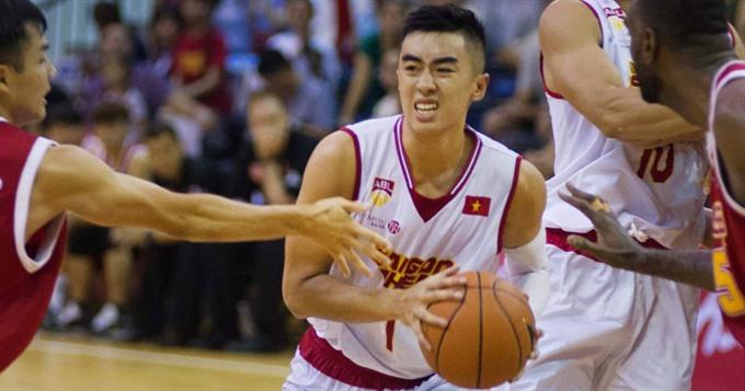 The Heat seek ABL debut win in Taiwan