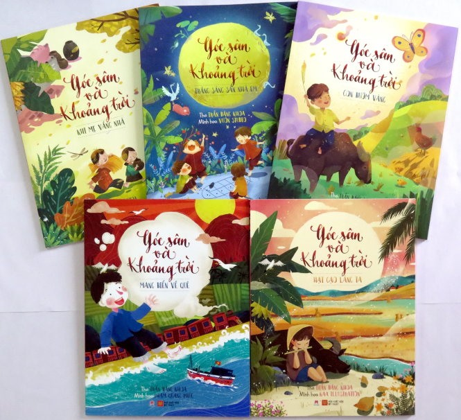 Popular childrens poems revisited