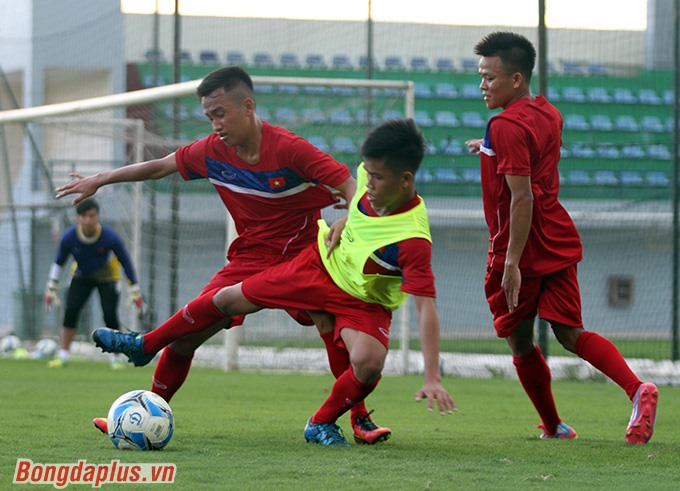 U19s gathers for Asian qualifier
