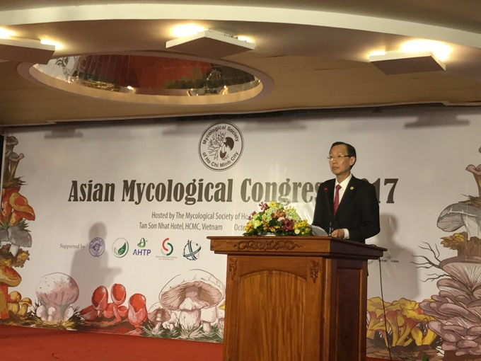 VN needs fungi research: expert