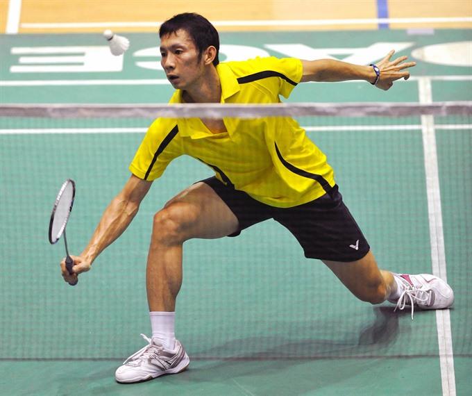 National top players badminton tournament to start
