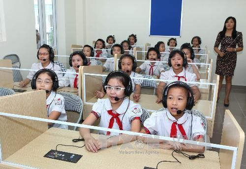 Slow progress on building national standard schools