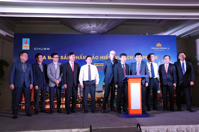 PVI and Vietnam Airlines launch travel insurance
