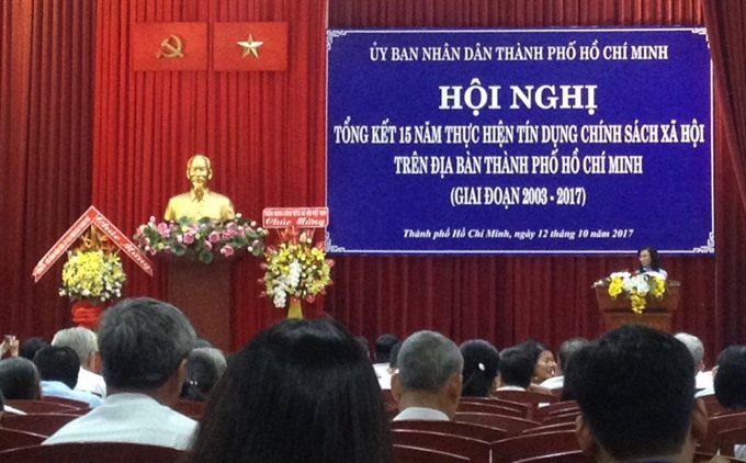 Việt Nam Bank for Social Policies hailed for poverty fight in HCM City