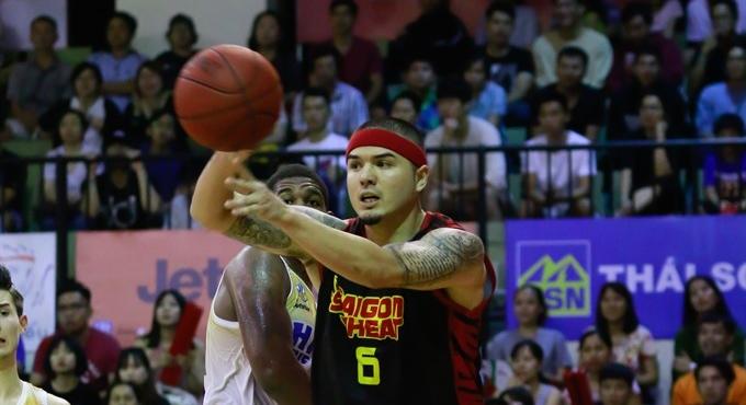 Sports visionary carves a Vietnamese niche