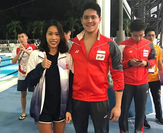 A new star on nations swimming horizon
