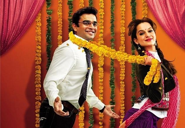 Romantic Bollywood blockbuster in Ha Noi