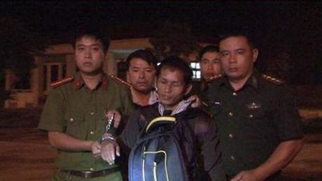 Police in central provinces arrest drug traffickers