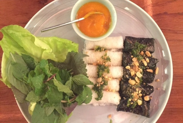 Celebrity chef rolls Việt Nam into one