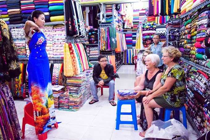 The tailors of Hoi An