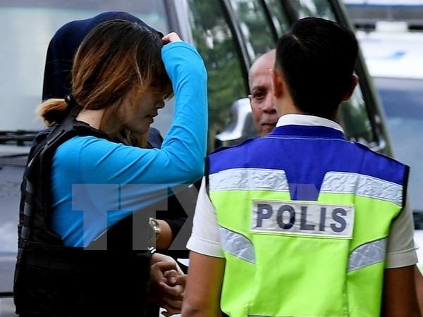 Murder suspect Đoàn Thị Hương pleads not guilty