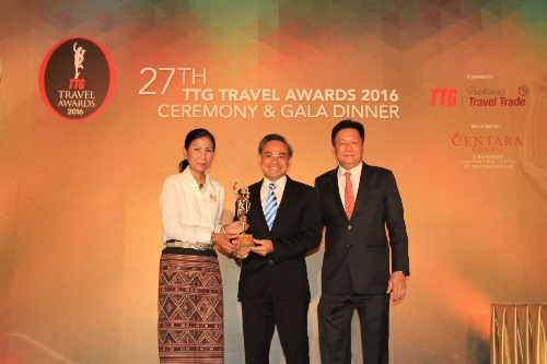 Vietravel wins 'Best Travel Agency at Asia-Pacifics travel industry awards
