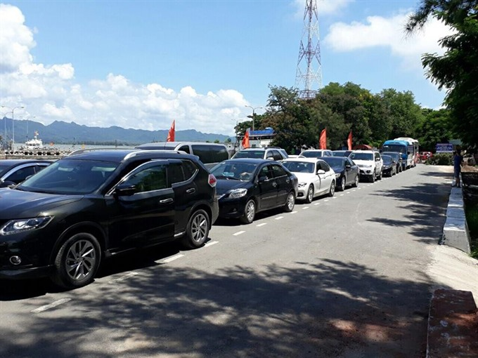 Hải Phòng ferry port in need of upgrade