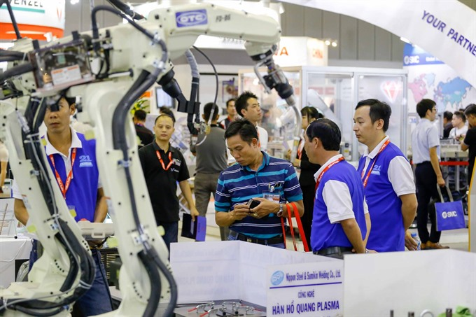 METALEX Vietnam attracts record number of industrial visitors