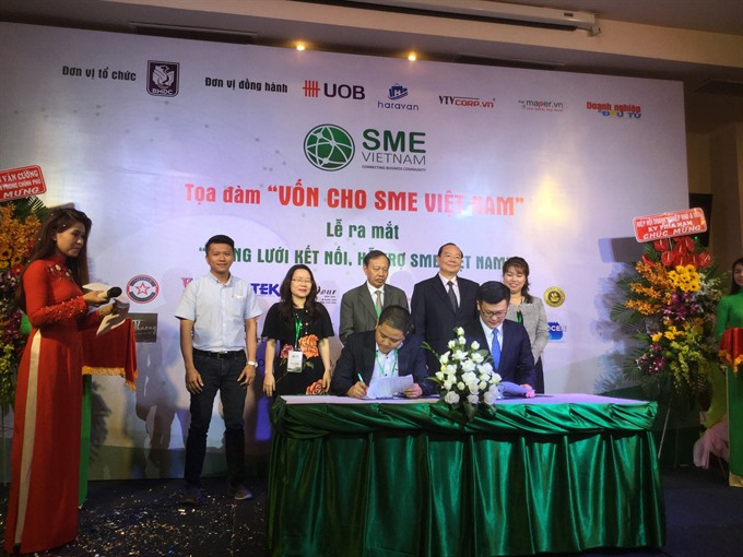 SME Vietnam Network to connect and support SMEs