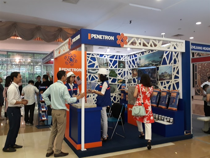 Concrete and Cement Expo Việt Nam 2017